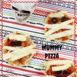 Mummy Pizza Recipe