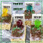 Zombie Graves Rice Krispies Treats Recipe