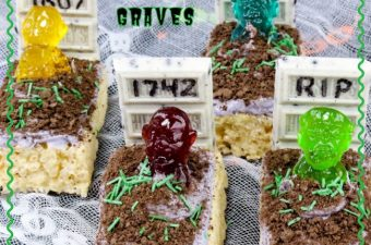 The Zombie Graves Rice Krispies Treats recipe is perfect for any party to scare your guests. Here are some ideas toMetamorphose thе Halloween Party Space.