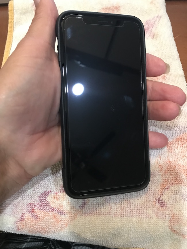 SaharaCase Screen Protector iPhone X