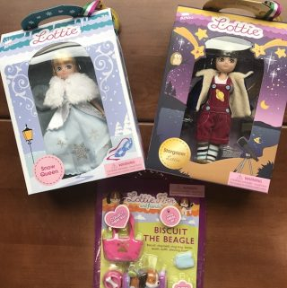 Lottie sells dolls, outfits, accessories and more for kids. Lottie dolls are realistic based and actual proportions of a nine-year-old girl.