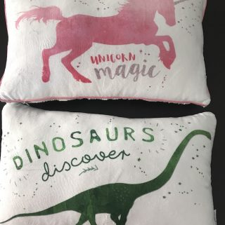 Mermaid Pillow Co. has been really making a boom right now and have some of the hottest gifts up for grabs this holiday season!