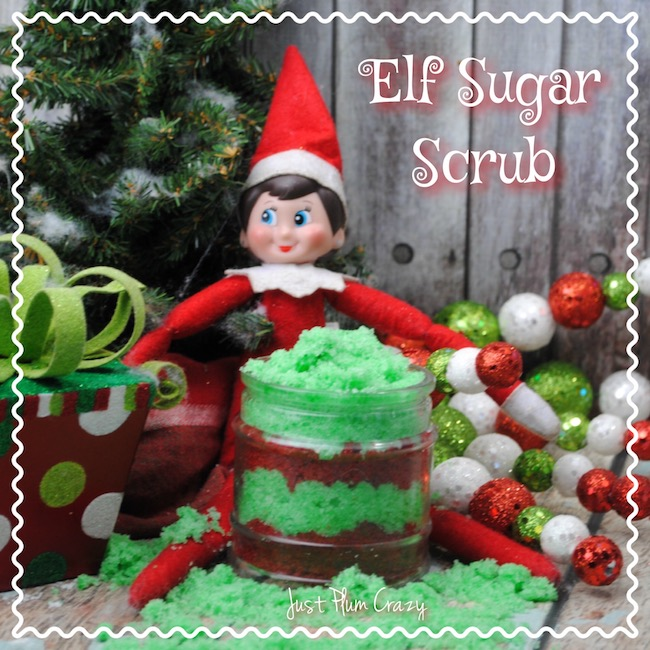 2020 Let S Glow Crazy Theme Kit: Homemade Peppermint Sugar Scrub Recipe