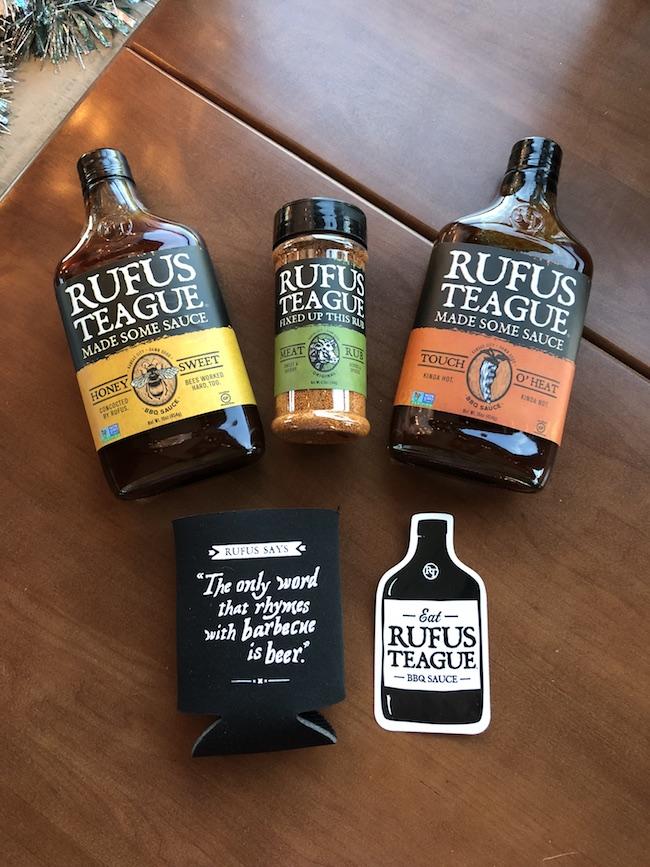 Rufus Teague BBQ Sauces and Rubs