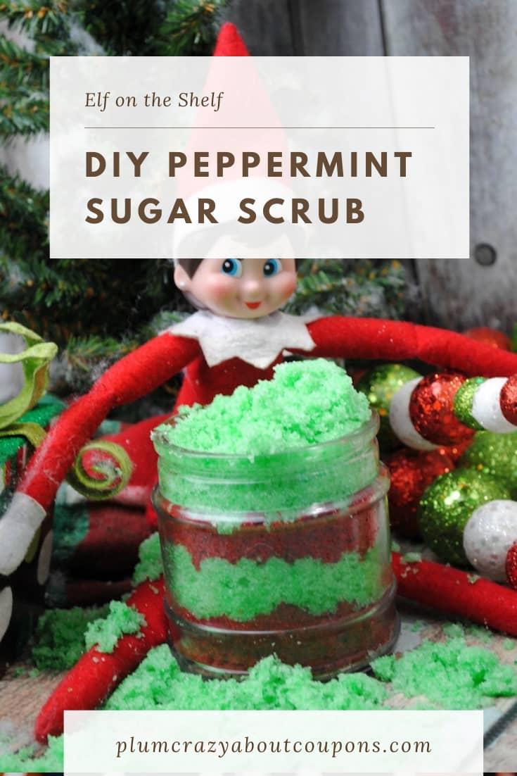 Homemade Peppermint Sugar Scrub Recipe Be Plum Crazy