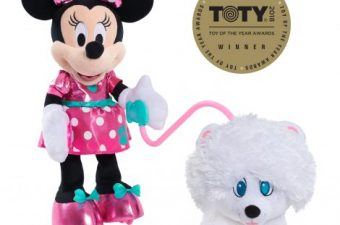 Minnie's Walk & Play Puppy