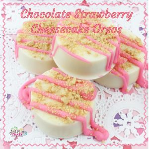 Strawberry Cheesecake Oreo Recipe