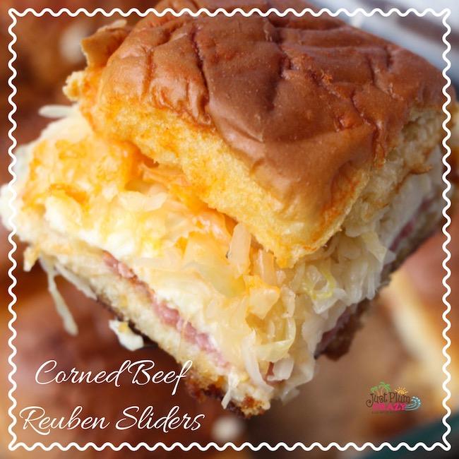 Corned Beef Reuben Sliders Recipe