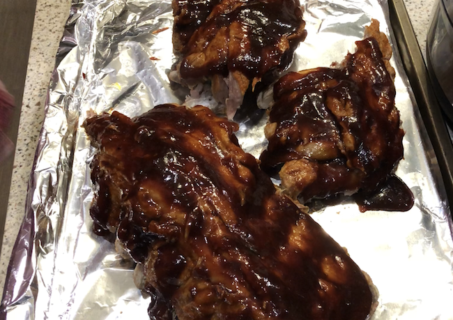 With the big game coming up this week, we are sharing an Instant Pot BBQ Ribs recipe. We have done a Baby Back Ribs recipe in a slow cooker before but this is so much easier and faster.