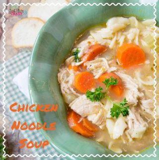 In the height of cold and flu season, why not consider trying your hand at making chicken noodle soup? It's easy because it's made it with a Rotisserie Chicken. And what better day than today? After all, it's National Homemade Soup Day.
