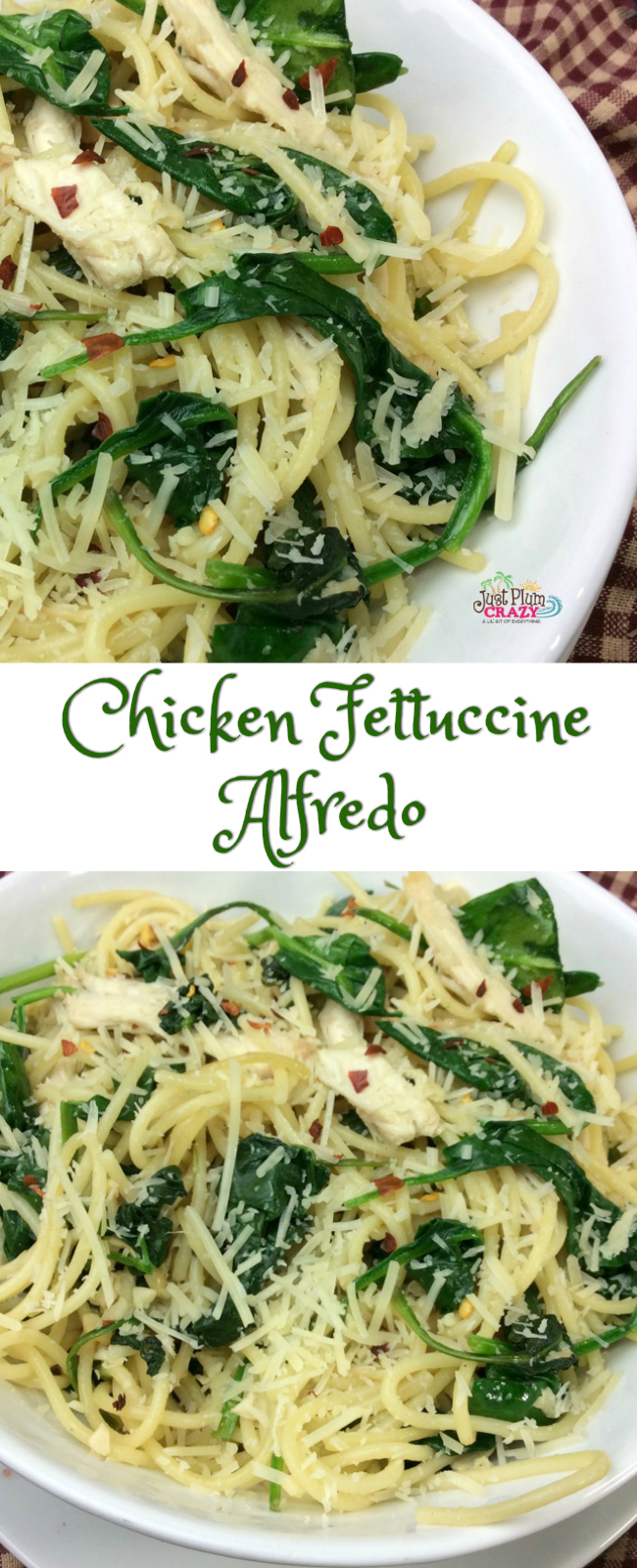 Rotisserie chicken is the ultimate go-to for busy families. Not only is it good served with a few simple sides, but it can be used in so many different recipes. On National Fettuccine Alfredo Day, why not whip up a batch of Rotisserie Chicken Fettuccine Alfredo?
