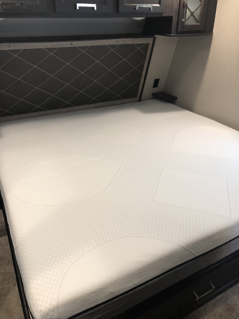 With Mother's Day and Father's Day quickly approaching, why not get them a good night's sleep! We usually get something that can be used by both of us for the house (or RV in our case!) A Marpac Yogabed Mattress is the perfect gift for anyone.