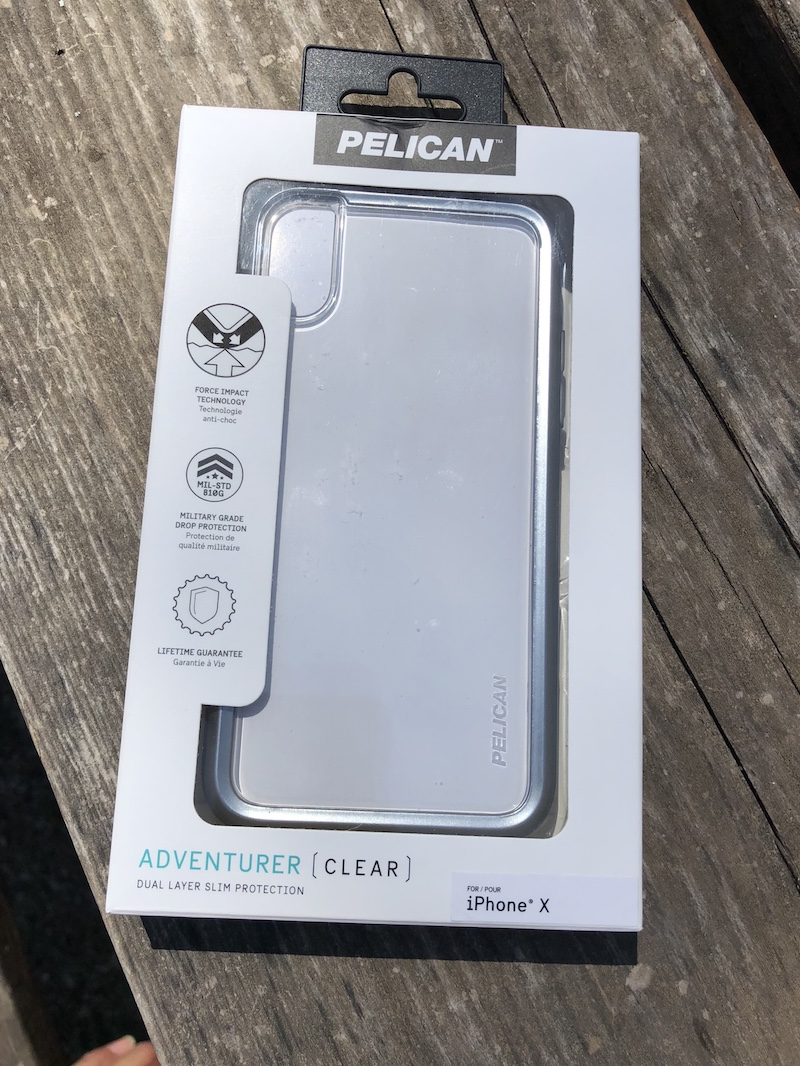 Pelican Adventurer iPhone X Case