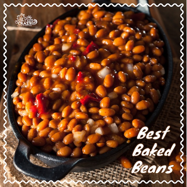 This is one of our best baked beans recipe that we used for in our family for decades. And now you too can make them for your next get together.