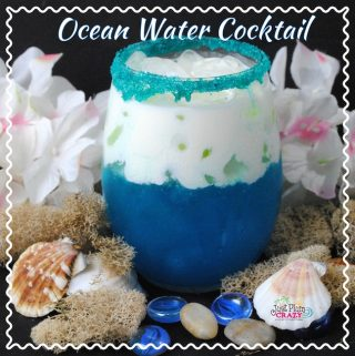 Just in time for shark week, we have an Ocean Water Cocktail Recipe. Enjoy it by the ocean, pool or just relaxing on the patio.