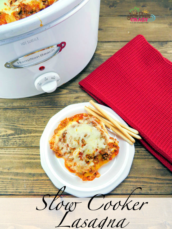 HappyNational Lasagna Day! From vegan to meat-lover's dream, there are so many ways to make it. Our slow cooker meat lasagna is easy and delicious.