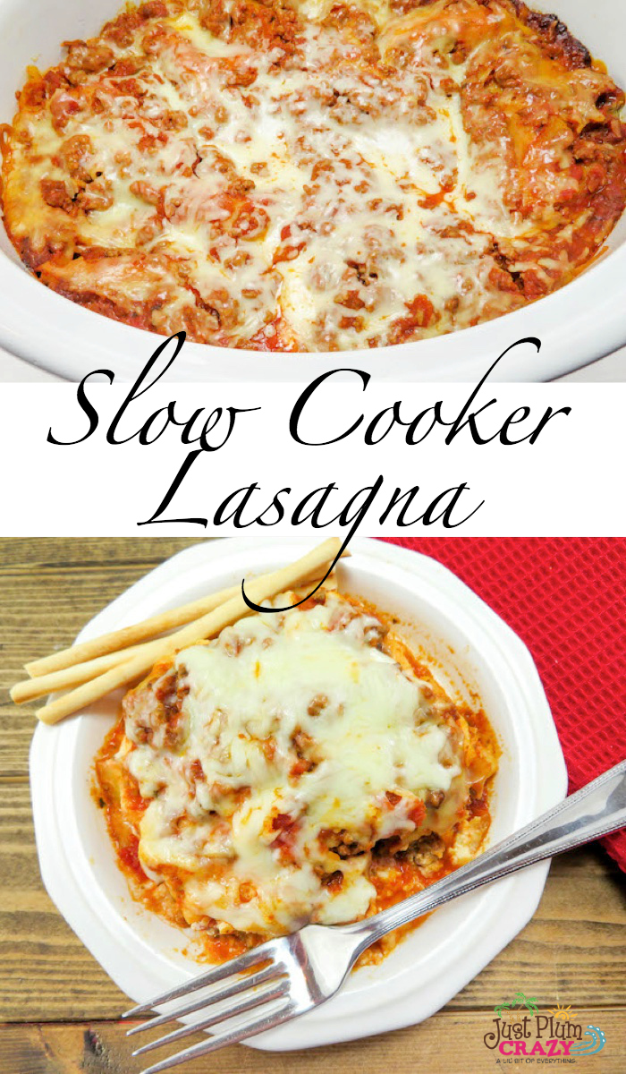Happy National Lasagna Day! From vegan to meat-lover's dream, there are so many ways to make it. Our slow cooker meat lasagna is easy and delicious.
