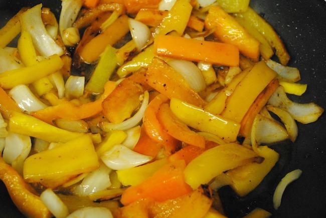 Lemon Chicken Vegetables Recipe
