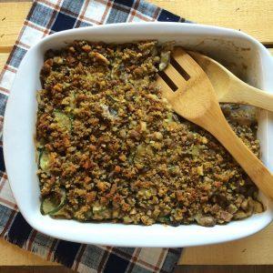 Zucchini Casserole Bake