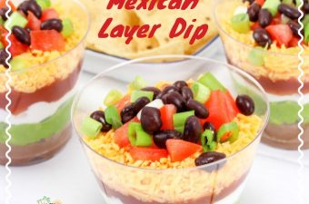 The Ghost Pepper Salsa Mexican Layer Dip Individual Cups Recipe is super easy. Now is the time to stock up on Mrs. Renfro's Ghost Pepper Salsa.
