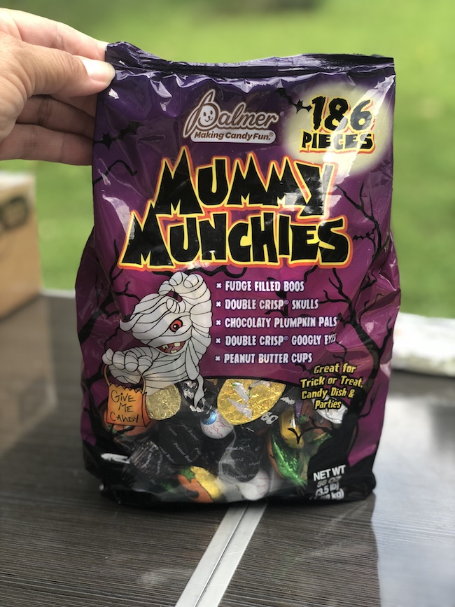 Palmer candy Mummy Munchies