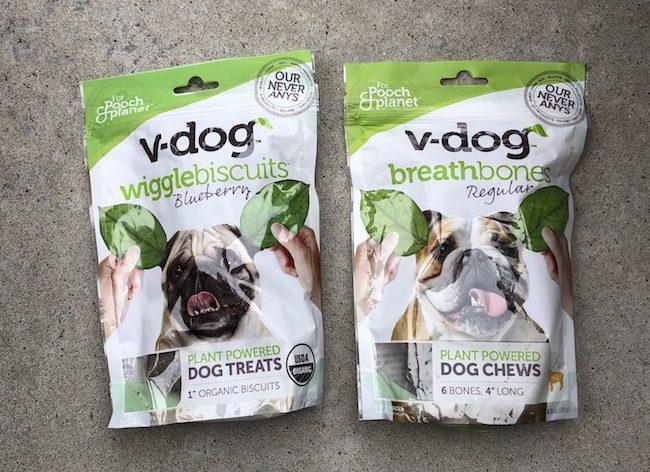 V Dog Vegan Dog Treats