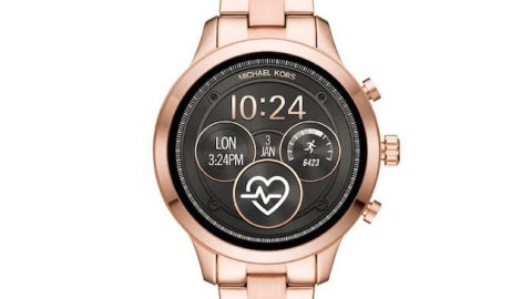 Michael Kors Access Runway Smartwatch can take selfies, ring your phone, access music and keep track of your personal goals. But that's not all it can do.
