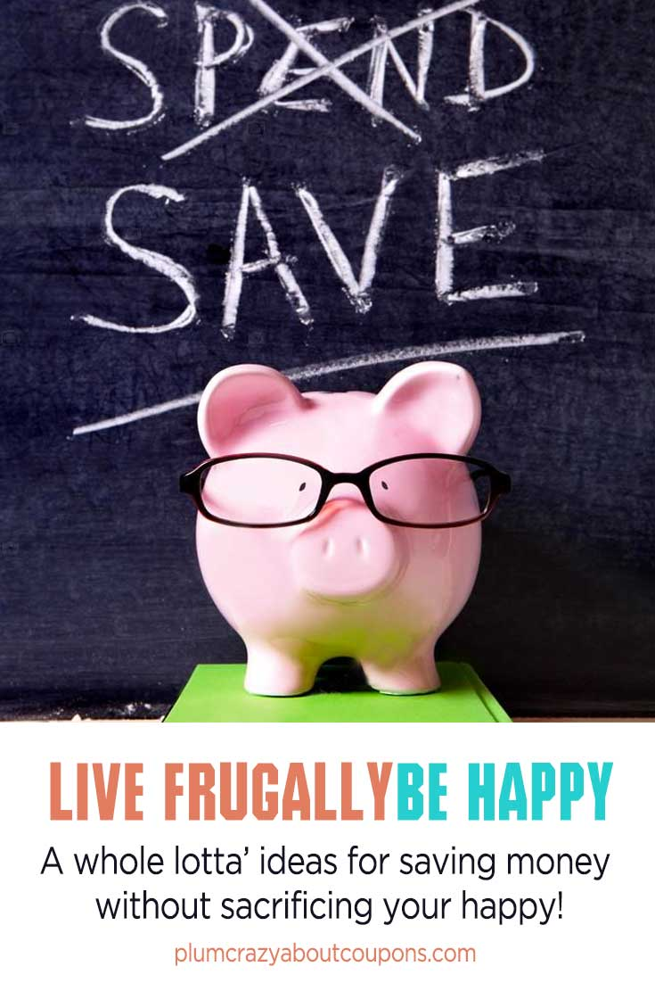 Tips for Living Frugally