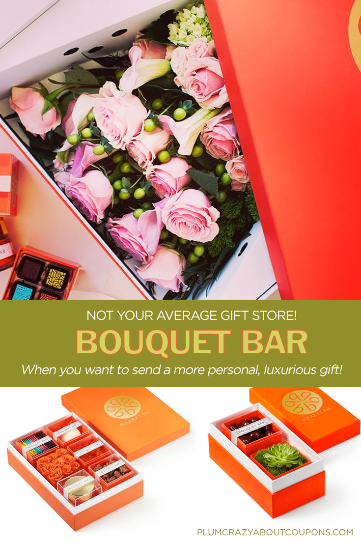 Bouquet Bar Coupon and Review