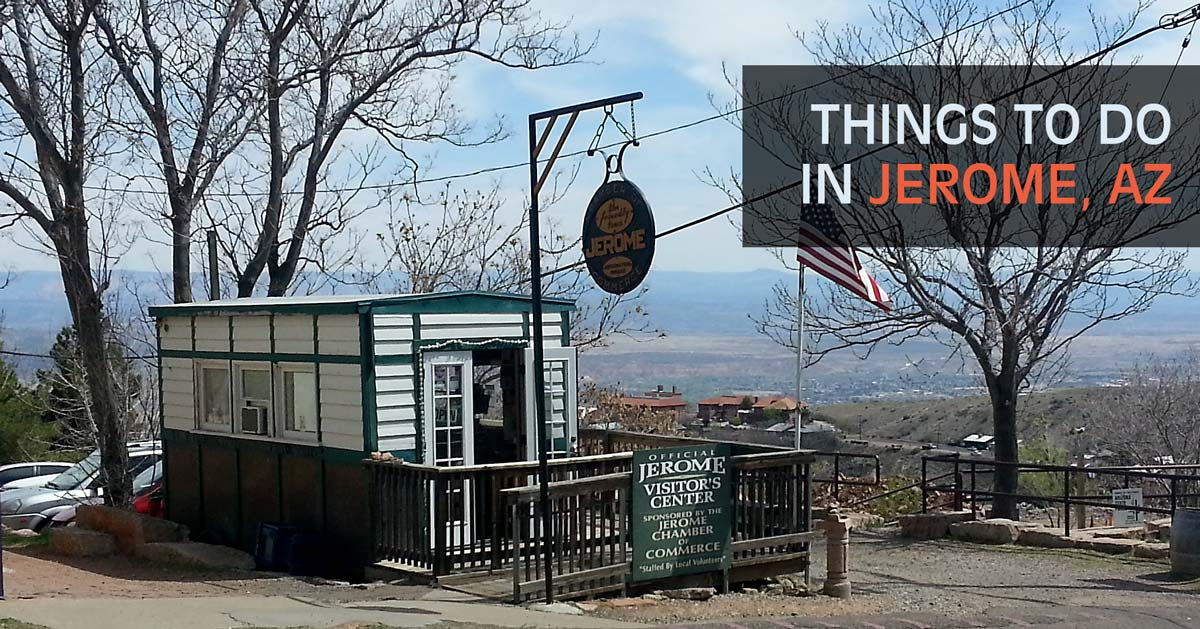 Things to Do in Jerome, AZ
