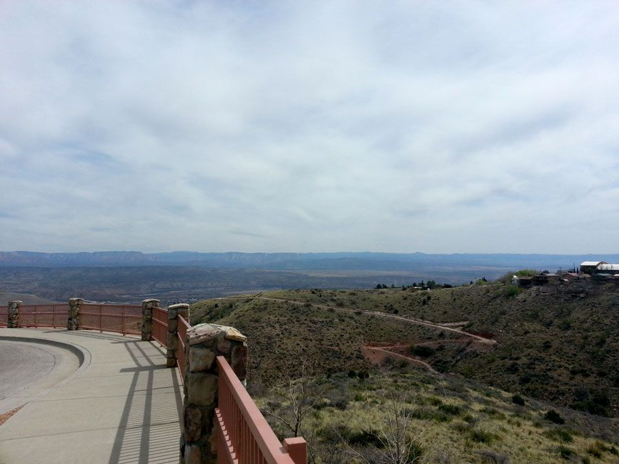 Jerome State Park Arizona