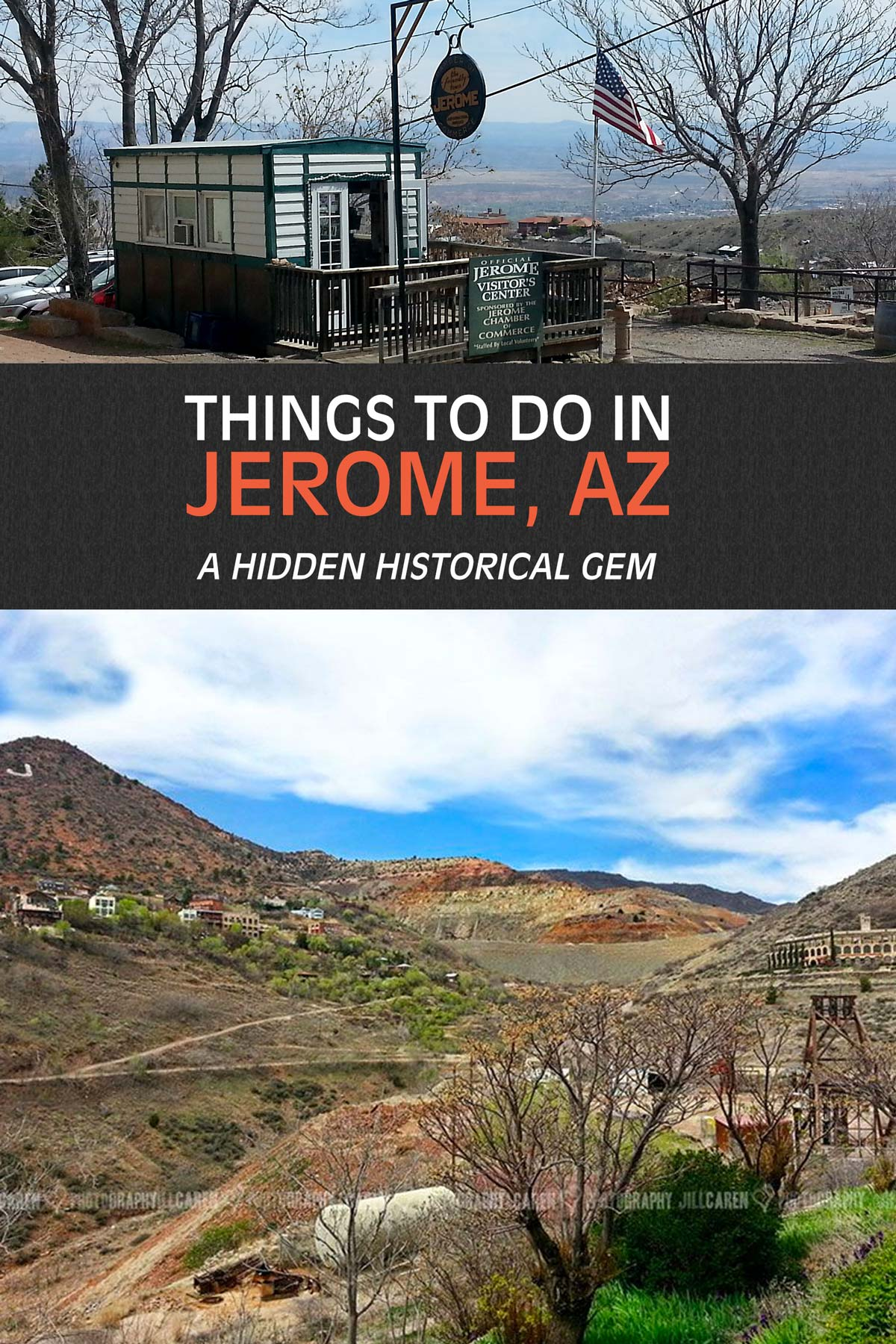 Jerome, AZ - What You Can Do