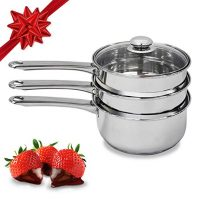 Double Boiler for Melting Chocolate