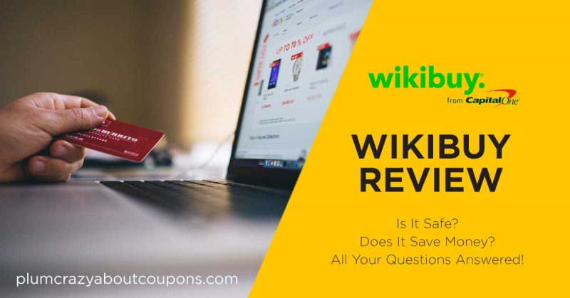 Wikibuy Capital One Review