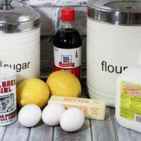 Homemade Lemon Raspberry Cupcakes Recipe